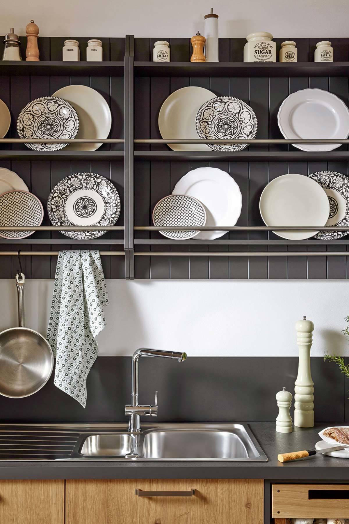 Moderne Landhaus Küche