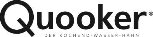 Quooker Logo schwarz