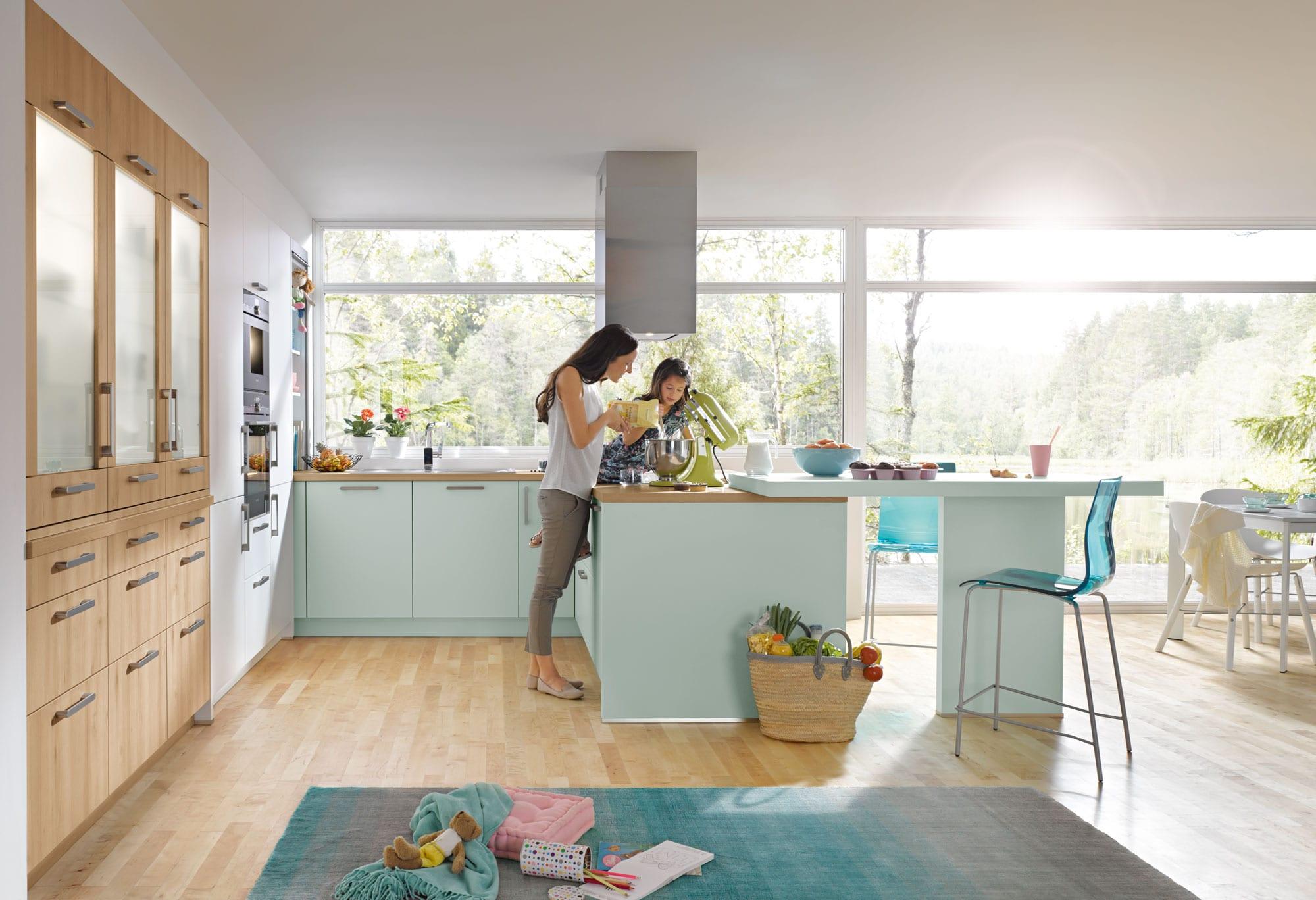 Küche Neomint
