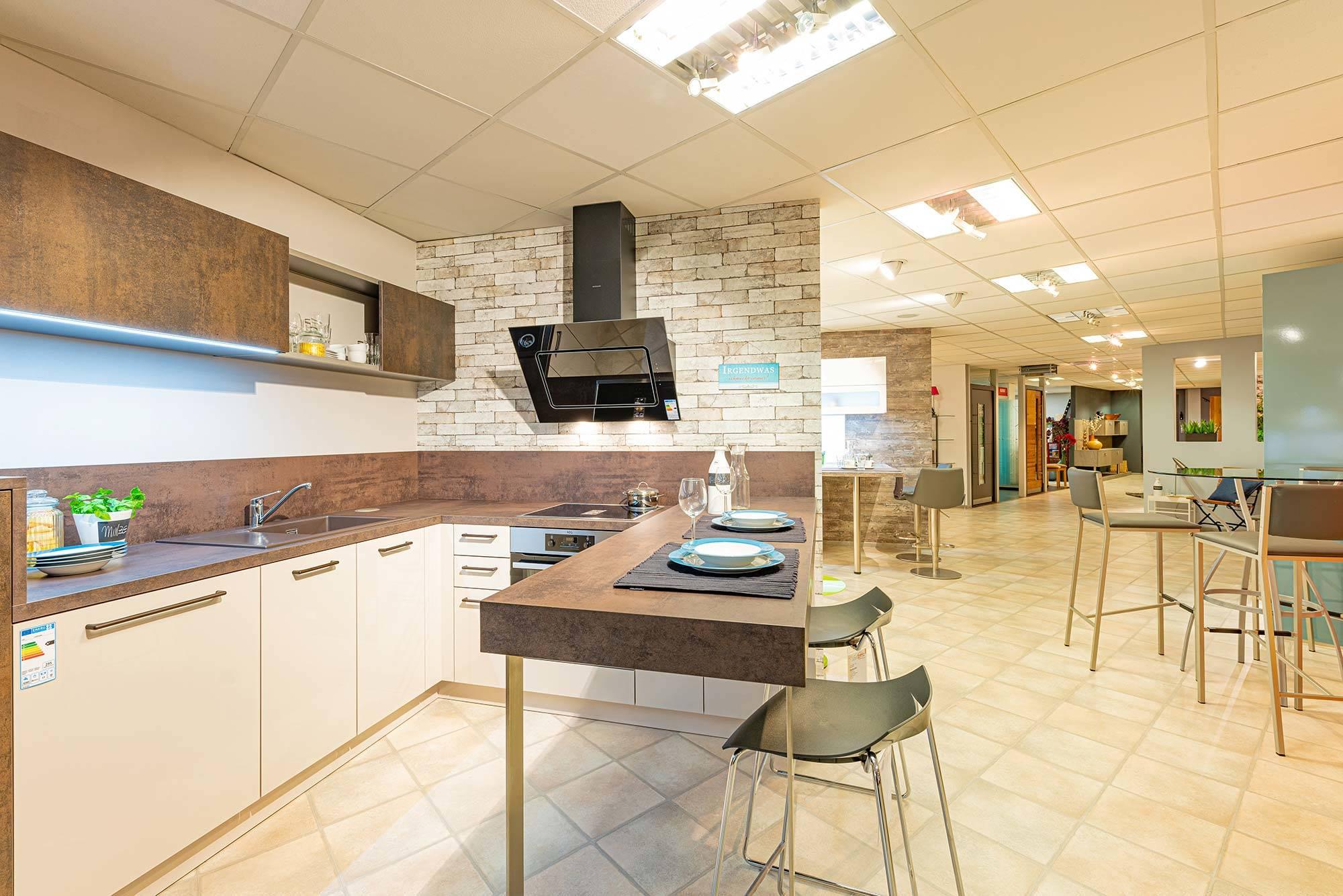 Küche Verkaufsraum Großheubach